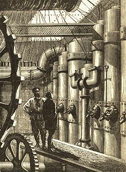 Nautilus engines