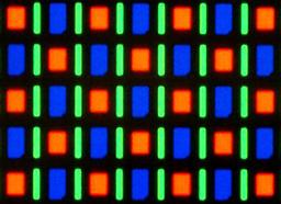 AMOLED pixels